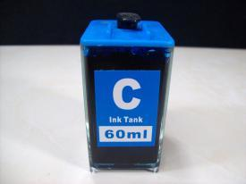 "[CYAN - DIY INK TANK - HP564/564XL] Ink Refill Tank for HP564 and HP564XL ""Do-It-Yourself"" refill system"