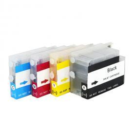 Refillable Ink Cartridge for HP HP932 HP933 Officejet Pro 6100 Pro6100 / HP Officejet Pro 6600 Pro6600 / HP Officejet Pro 6700 Pro6700 Officejet 7610/HP 7110 printers CISS CIS ARC