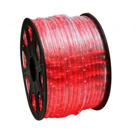 WYZworks - 150ft Red LED Rope - 2 Wire Flexible DIY Light