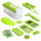Nicer Dicer Plus - Vegetable Fruit Peeler Slicer Cutter Chopper