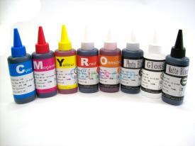 [INK Refill Bottle SET � 800ml] for Epson R1900 R2000